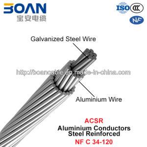 ACSR, Conductor, Aluminium Conductors Steel Reinforced (NF C 34-120) pictures & photos