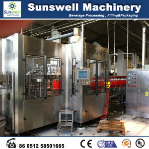 15000bph Soft Drink Filling Line pictures & photos
