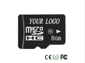 OEM or ODM Micro SDHC Memory Card 8GB pictures & photos