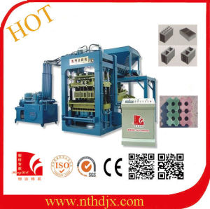 Automatic Hydraulic Concrete Block Machine Hollow Block Machine pictures & photos