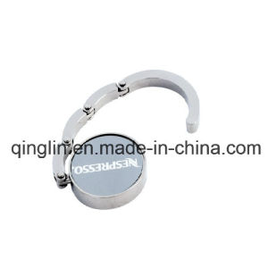 Custom Round Shape Folding Printed Bag Holder with Logo (G-060) pictures & photos