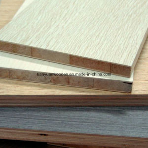 Hot Sale High Quality Melamine Blockboard pictures & photos