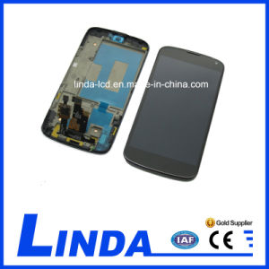 LCD Screen for LG Google Nexus 4 E960 with Frame pictures & photos