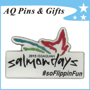 Custom Made Metal Lapel Pin (badge-221) pictures & photos
