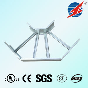 Carbon Steel Q235 Fire Rated Cable Ladder pictures & photos