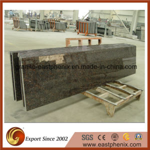 Brown Granite Stone Kitchen Countertop pictures & photos