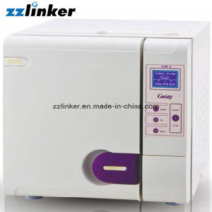 Autoclave LCD Display 18L/23L (LK-D12) /Dental Autoclave pictures & photos