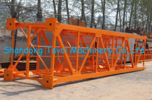 6ton Model 5510 Topless Tower Crane Construction Machinery Tower Cranes pictures & photos