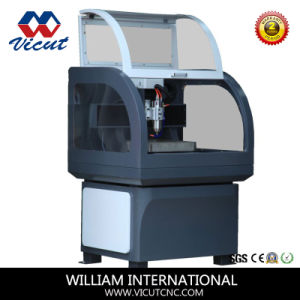 Mini CNC Cutting Machine for Marble/Aluminum/Copper (VCT-6030C) pictures & photos