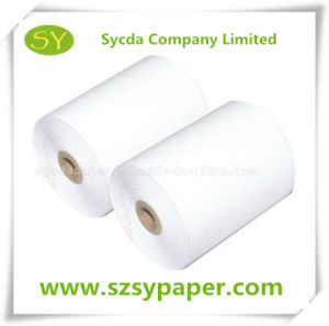 POS/ ATM Paper Roll Three Proofing Thermal Paper pictures & photos