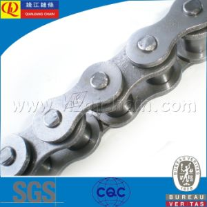 06c Standard Short Pitch Carben Steel Transmission Roller Chain pictures & photos