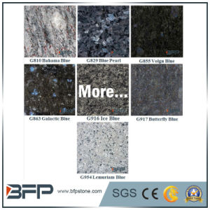 Blue Pearl Granite Floor Tile for Flooring, Wall, Bathroom pictures & photos