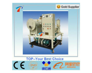 Portable Low Cost Dielectric Oil Filtration Machine (ZY-100) pictures & photos