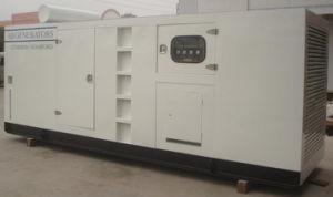400kVA 320kw Cummins Silent Diesel Generator Standby 450kVA 360kw pictures & photos