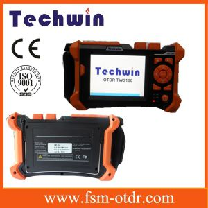 Touch Screen, 5.7 Inch LCD Display Tdr / OTDR, Fiber Optic Test Equipment pictures & photos