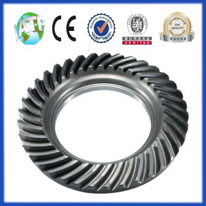 Agricultural Machinery Spiral Bevel Gear 11/46 pictures & photos