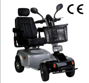 """10"""" Electric 4-Wheel Mobility Scooter pictures & photos"""
