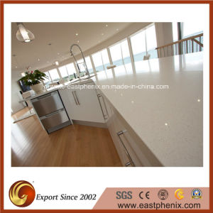 Quartz Stone for Tile, Slab & Kitchen Countertop pictures & photos