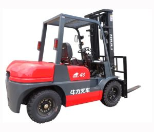 CPC40/Cpcd40 Diesel Forklift pictures & photos