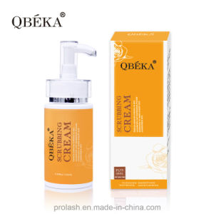 Organic QBEKA Whitening Scrubbing Cream Dead Skin Remover pictures & photos