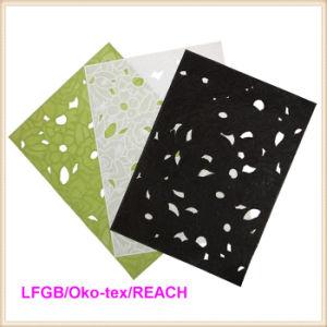 PVC Lace Placemat(JFCD-004) pictures & photos
