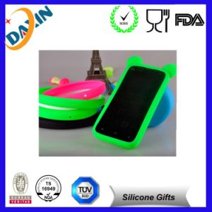 Cute Cell Phone Universal Silicon Case, Silicon Bumper Case pictures & photos