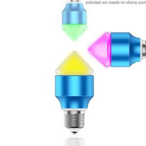 RGBW 5 Aluminum Housing Bridgelux LED Spot Light 12V