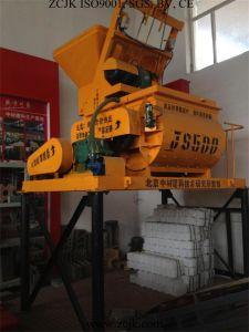 Zcjk Js500 Multiple Function Concrete Mixer pictures & photos