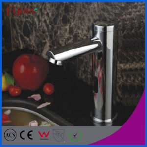 Fyeer High Quality Water Saving Auto Sensor Water Tap (QH0135) pictures & photos