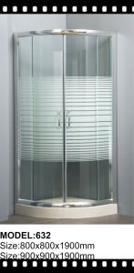 Best Selling Product Square Sliding Shower Room pictures & photos