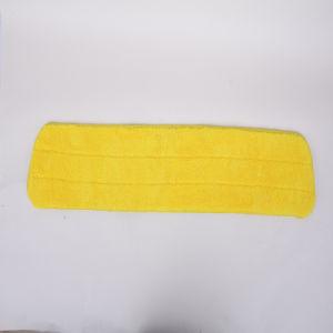 Yellow, Clean Microfiber Mop Head, Customization DSC_2434