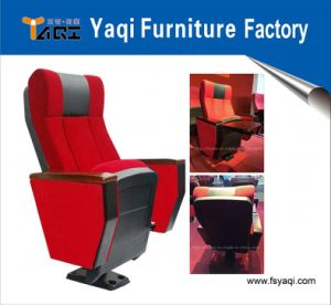 Hot Sale with Competitive Price Auditorium Chair Church Chair Auditorium Seat Auditorium Seating Cofference Chair (YA-09S) pictures & photos