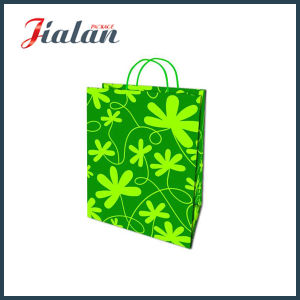 Plain Embossing Gift Paper Bags pictures & photos