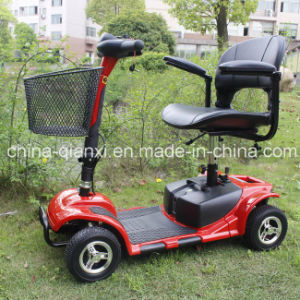 Four Wheel Disabled Scooter Electric Mobility Scooter pictures & photos