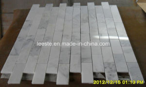Natural Stone White Wall Marble Mosaic and Mosaic Tiles pictures & photos