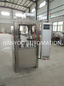 High Speed GMP Automatic Njp 1200 Capsule Filling Machine pictures & photos