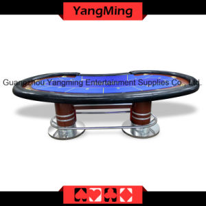 Bean 2 Generation Upgrade Texas Poker Casino Table (YM-TB013) pictures & photos
