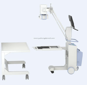 FDA Approved High Qualified 50mA X-ray Veterinary Machine pictures & photos