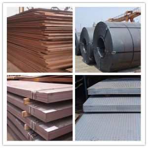 Hot Rolled Steel Coil (HRC) / Flat Sheet pictures & photos