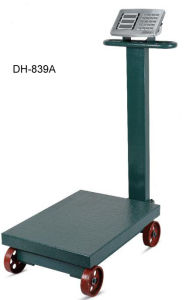 Electronic Platform Bench Scale with Support (DH-839A) pictures & photos