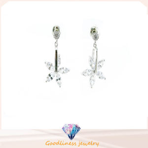 New Design and Fashion Woman′s Earring 925 Silver Jewelry (E6526) pictures & photos