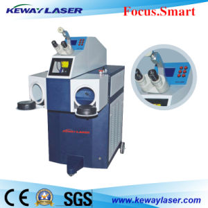Speical Jewelry Laser Welding Machine pictures & photos
