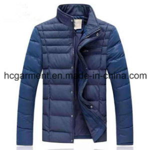 Outdoor Garments, Sports Wear Winter Fleece Down Jacket for Man pictures & photos