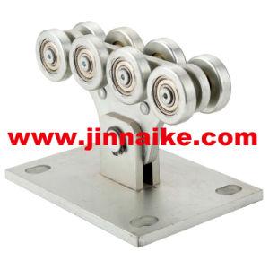 Iron Cantilever Sliding Gate Wheel pictures & photos