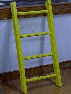 FRP Handrail/Building Material/Fiberglass Ladder/ Mini Ladder pictures & photos