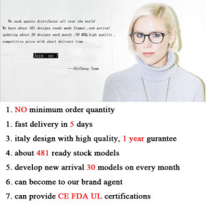 Latest Styles Eyeglasses Fullrim Glasses Frame Eyewear Frame pictures & photos
