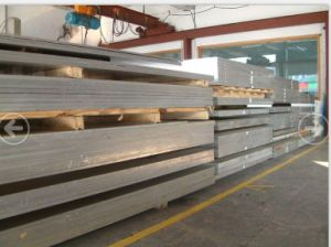 Manufacturer 7075 T6 Aluminum Sheet for Mould Aircraft pictures & photos