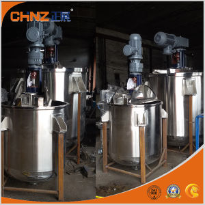 Stainless Steel Mixing Tank with Opening Lid pictures & photos