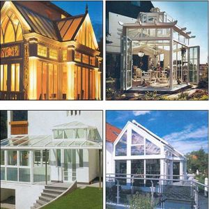 High Quality Customized Green Sunshine House pictures & photos