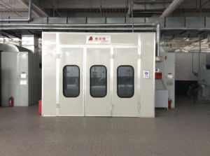 CE Proved Ecnomical Spray Booth pictures & photos